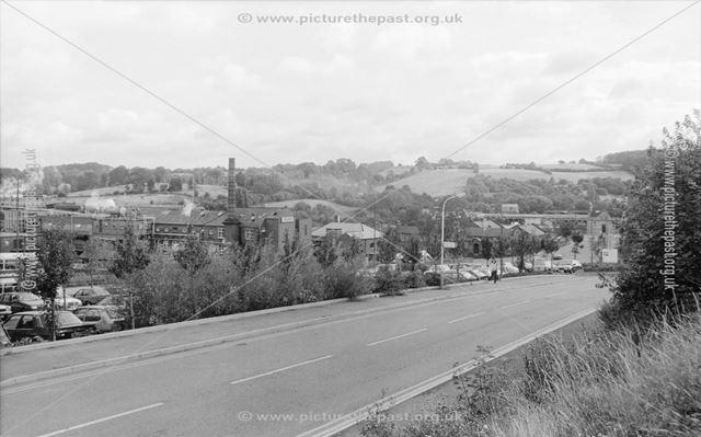 Brewery Street, Chesterfield, 1991