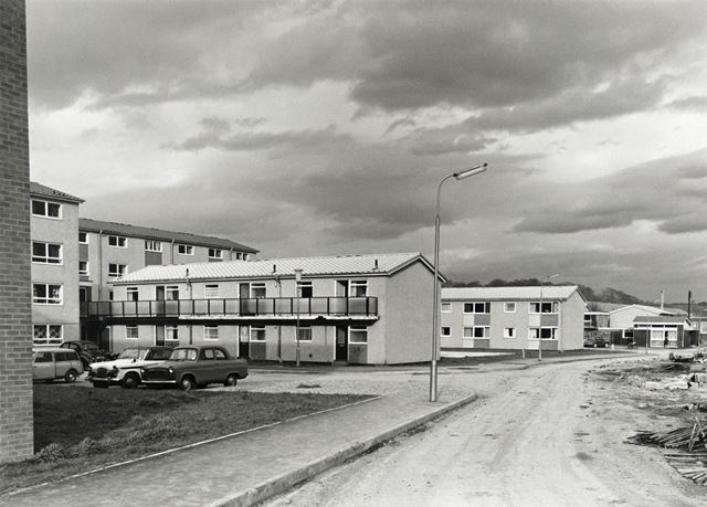 Newland Dale Flats, Stonegravels, Chesterfield, 1969