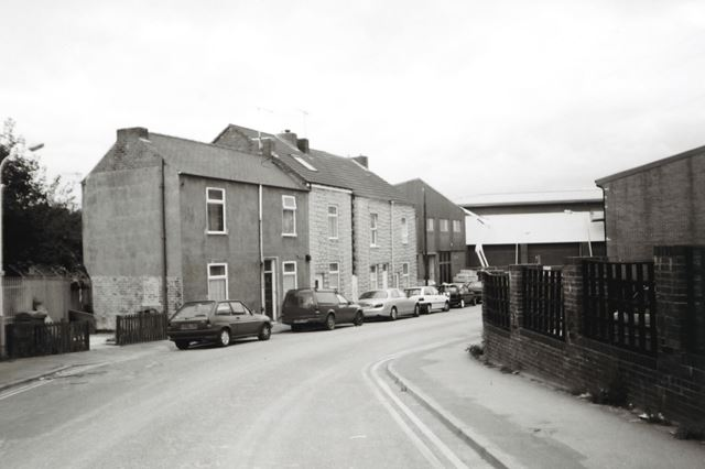 Goytside Terrace, Brampton, 2002