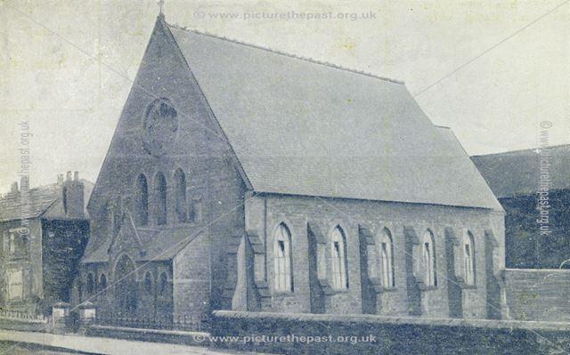 Congregational Church, Brampton, Chesterfield, 1938