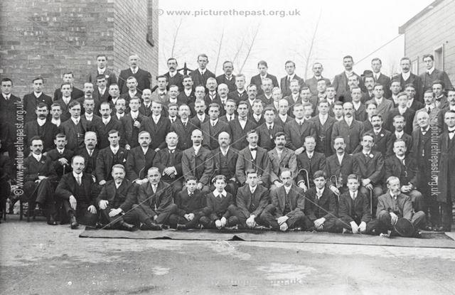 Brampton Brotherhood, Brampton, Chesterfield, c 1920