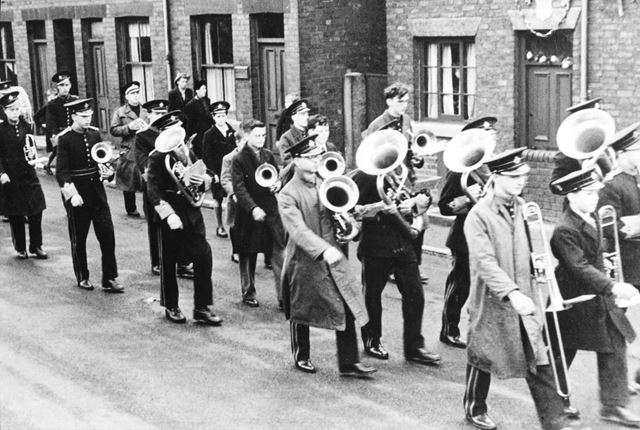 Staveley Works Marching Band, Staveley