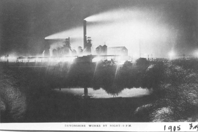 Devonshire Works, Barrow Hill