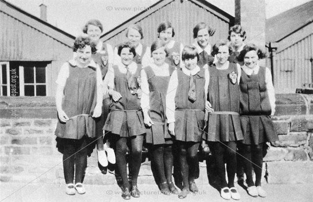 Netherthorpe Grammar School Girls Hockey? or Cricket? Team
