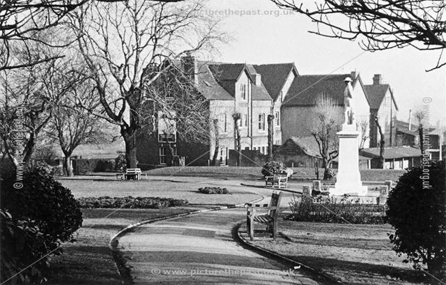 Memorial Gardens, Lowgates