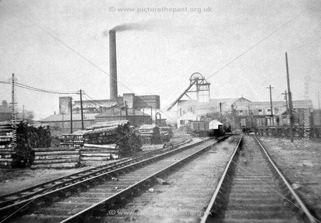 Markham Colliery
