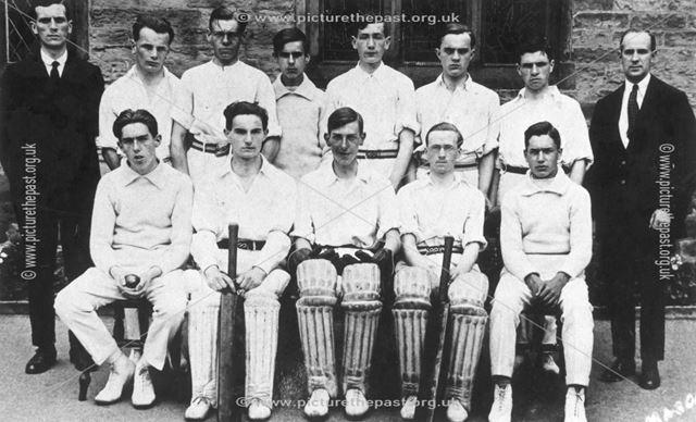 Netherthorpe Grammar School - Sports - Boys cricket team