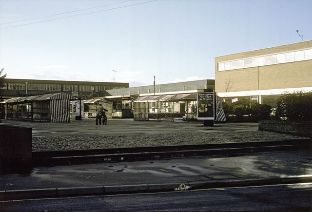 Market Place, Staveley, 1976