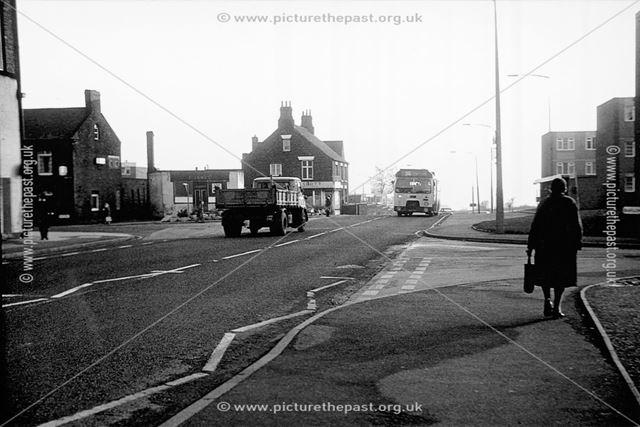 Market Street, Staveley, 1976