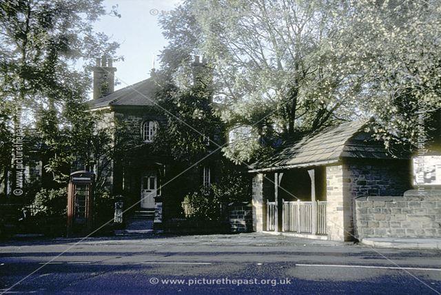 Church Buildings, Church Street, Staveley, 1976