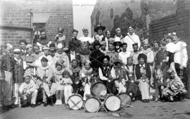 Jazz Band, Stonebroom, c 1926