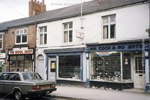 Maycock and Roberts, Oxford Street, Ripley, 1984