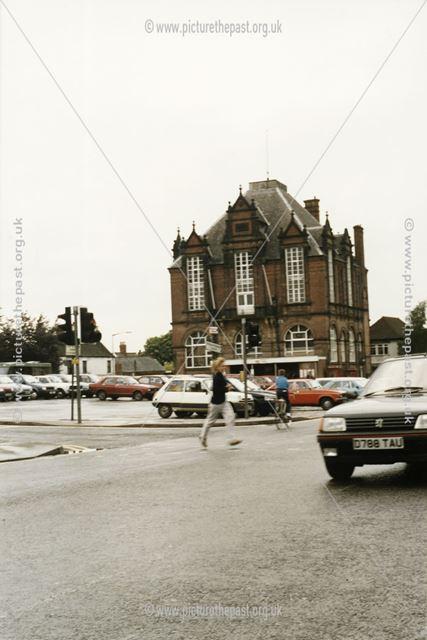 Market Place, Ripley, 1986?