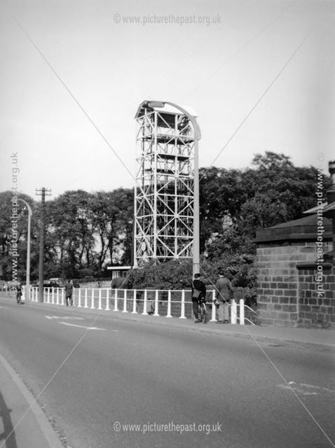 The Wulpa Park Lift, Butterley Works, Butterley, 1965