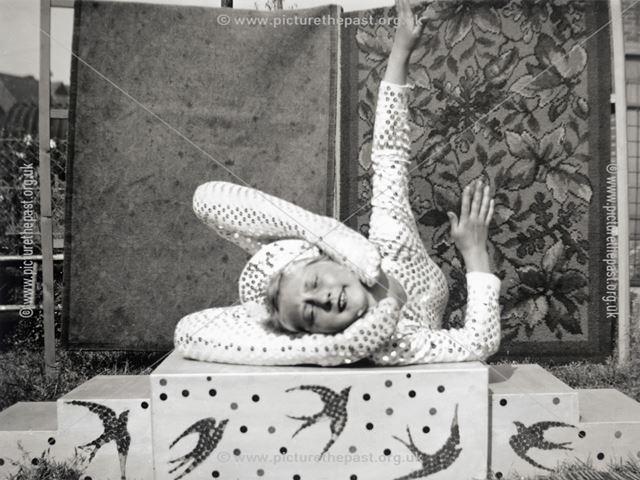 Jennifer Parkin, Ripley, c 1970