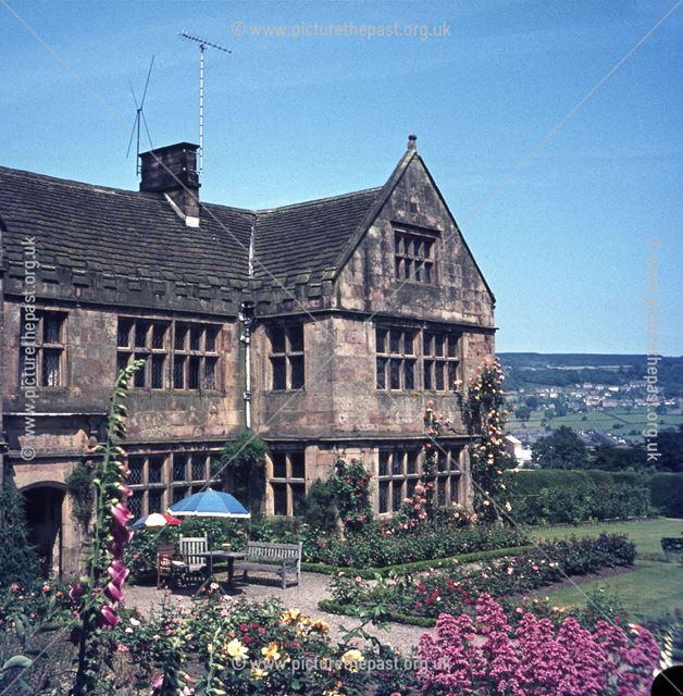 Snitterton Hall, Off Snitterton Road, Snitterton, c 1960s?