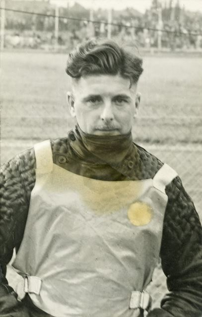 Jack (Johnny) Higham, Archers Speedway Team, Long Eaton, c 1950s