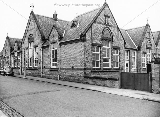 Brooklands Junior School, Long Eaton, 1971