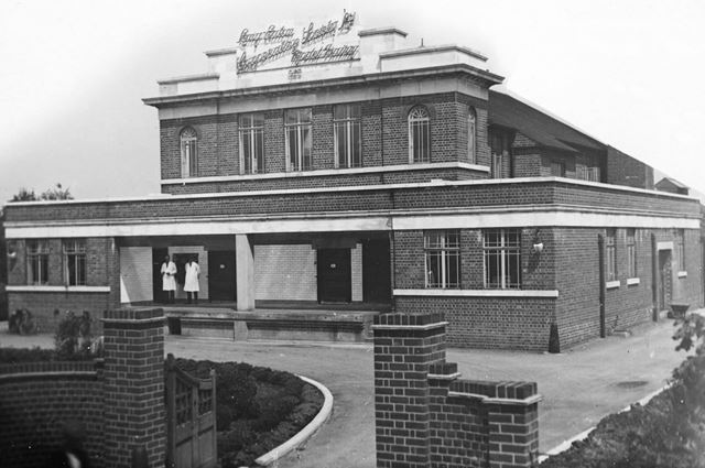 Long Eaton Co-operative Society Model Dairy, Meadow Lane, c 1964