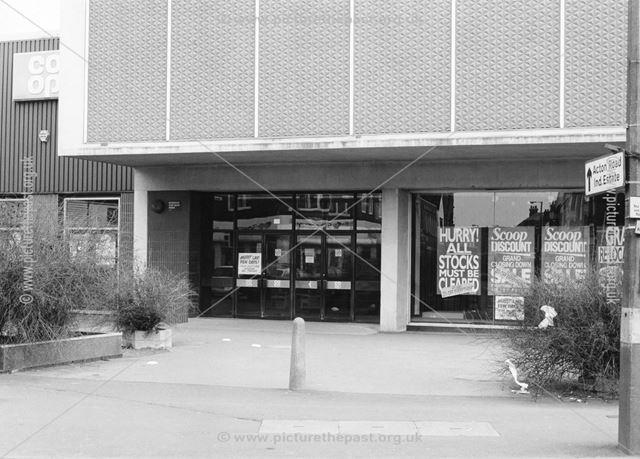 Long Eaton Co-operative Society, Co-Operative House, Main Street, 1994