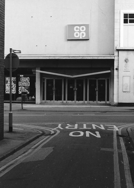 Long Eaton Co-operative Society, Co-Operative House, Main Street, 1994