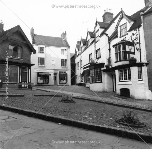 Victoria Square, Ashbourne