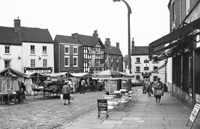 Market Place, Ashbourne