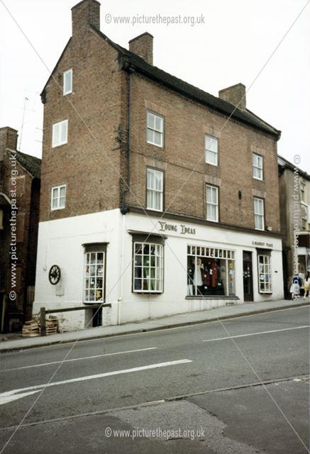 'Young Ideas' Shop, Market Place, Ashbourne