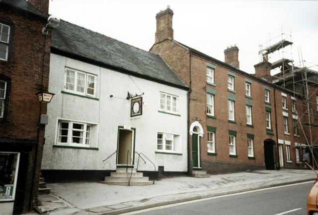 White Lion Public House, Buxton Road, Ashbourne