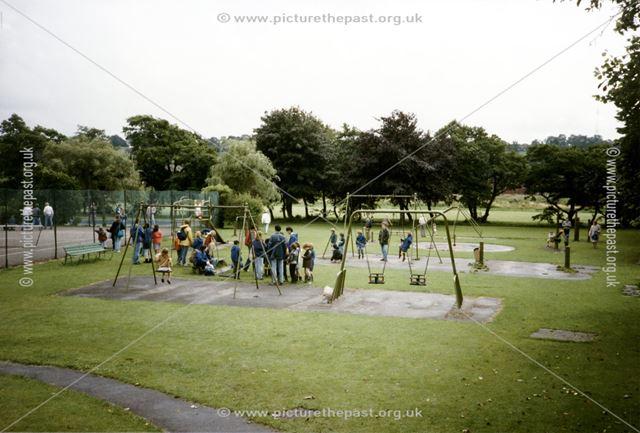 Children's Playground, Recreation Ground, Ashbourne
