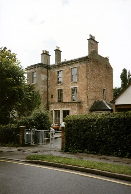 Ashbourne Hall, Ashbourne