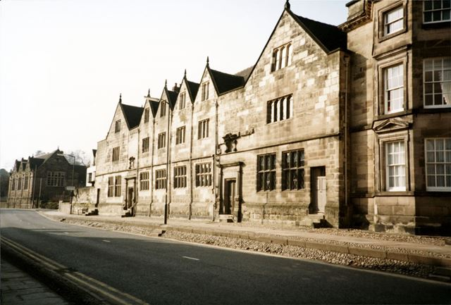 The Old Grammar School and National Church of England School, Ashbourne