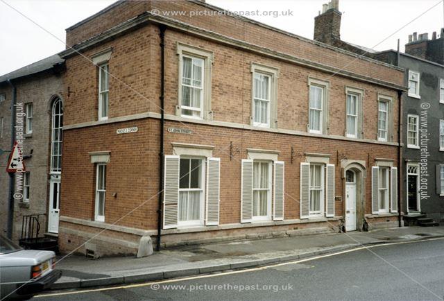 Madge House, St John Street, Ashbourne