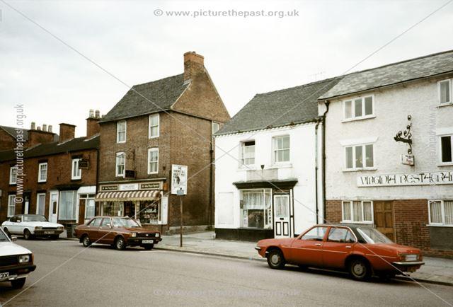 Compton Street, Ashbourne