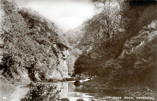 Lion Rock, Dovedale