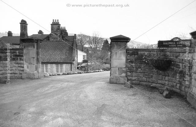 Bakewell Cottage Nursing Home