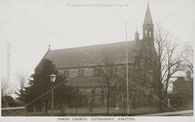 Christ Church, Cotmanhay
