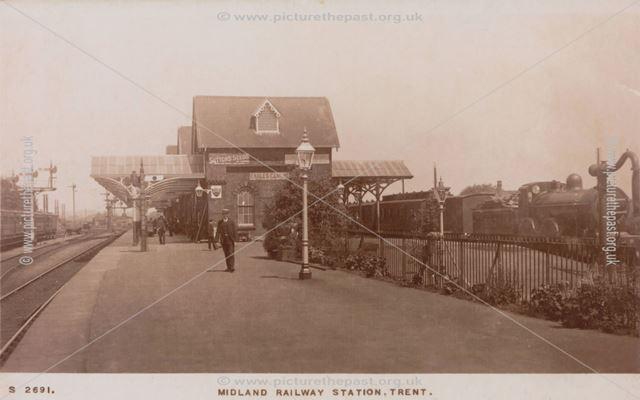 Trent Station (Midland Railway)