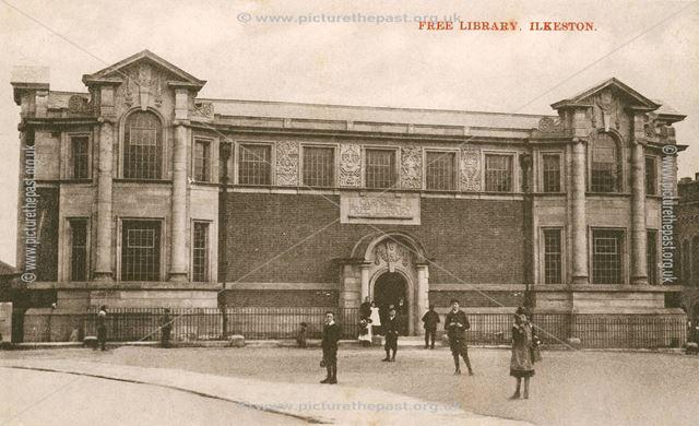 Ilkeston Library