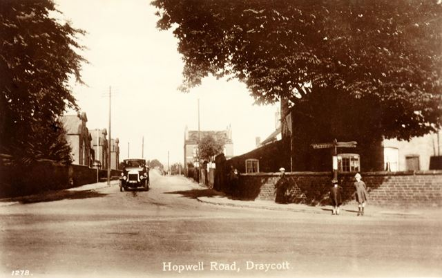 Hopwell Road