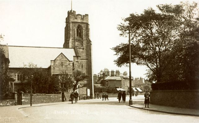 Derby Road Methodist Church, Long Eaton, c 1900-1910