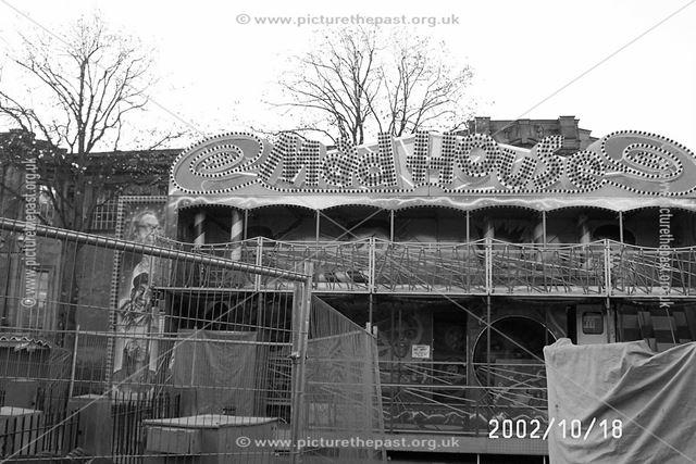 Ilkeston Fair, Madhouse Ride