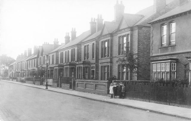 Charlton Avenue, Long Eaton