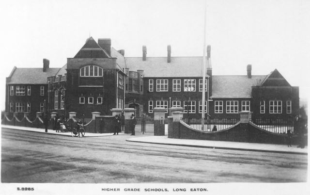 County Secondary School, Long Eaton