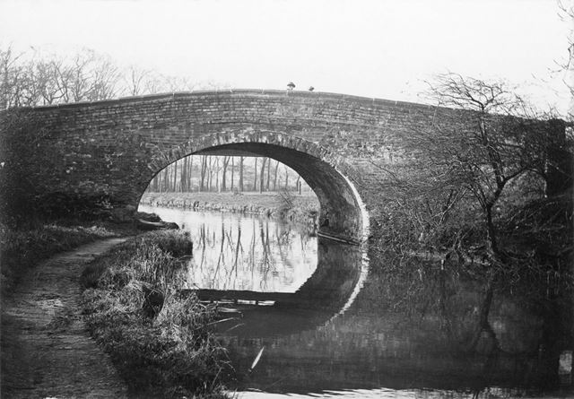 Cockayne's Bridge over the Derby Canal