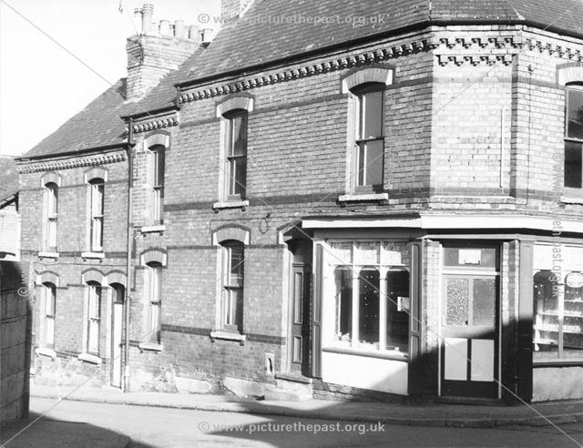 Bethel Street, Ilkeston, 1974