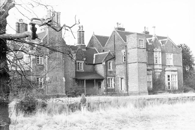 Trowell Hall, Trowell, 1976