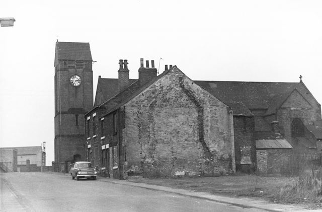 Crompton Street, Hallam Fields