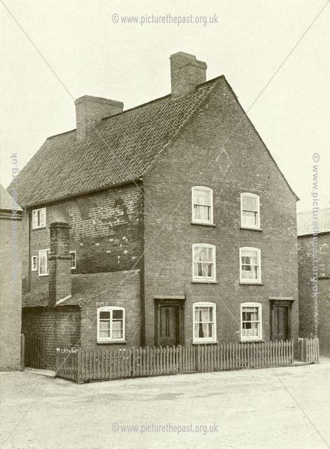 John Clifford's birthplace, Sawley