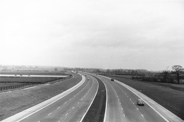 M1 Motorway, Long Eaton